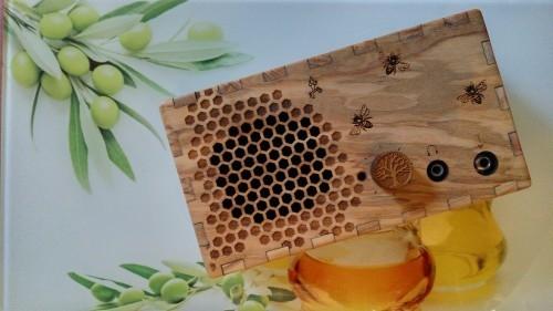 Olivier nid d'abeille (* : exemple)